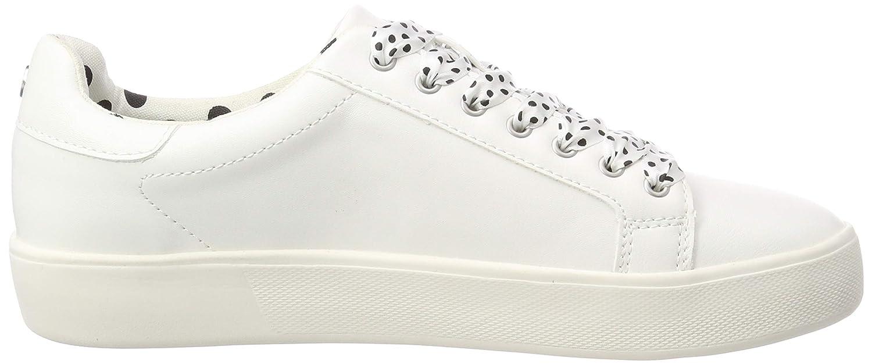 Tamaris Women's 1 1 23724 22 Low Top Sneakers, White