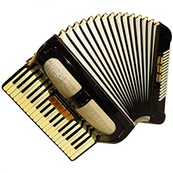 Rhythmus, 96 bajos, + caso, Piano acordeón, fabricado en Alemania, 715, excelente para la venta (forma de acordeón: Amazon.es: Instrumentos musicales