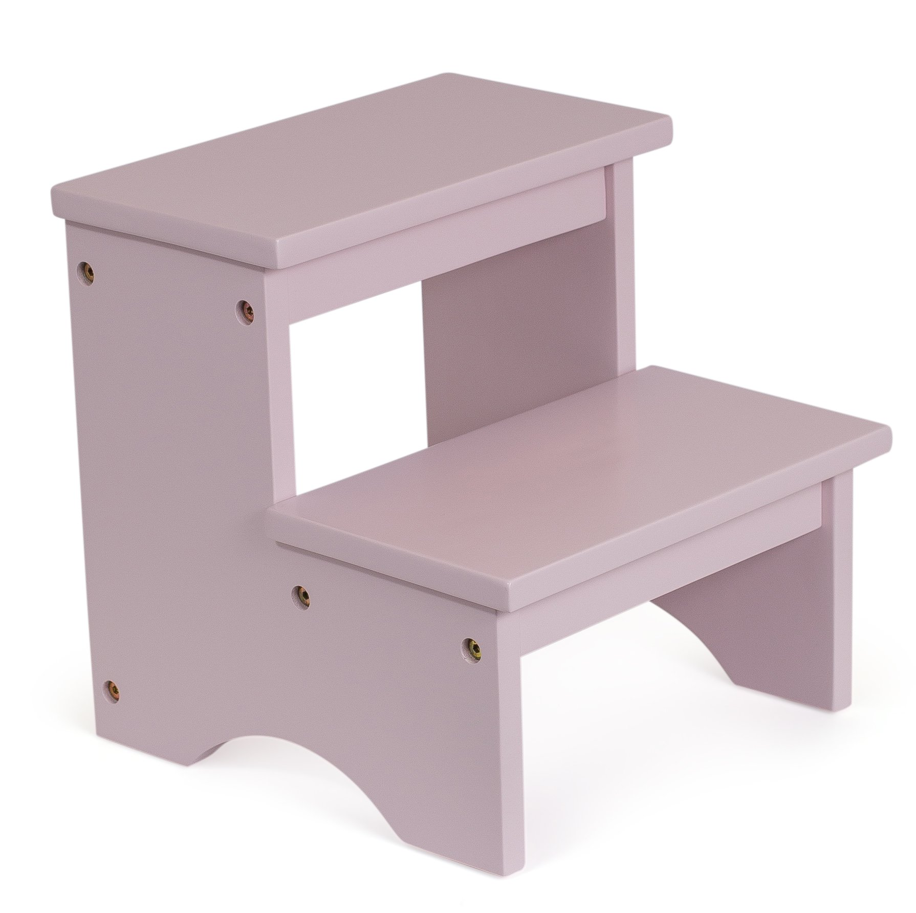 BirdRock Home Childrens step stool (pink) by BirdRock Home