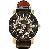 [エンジェルクローバー] 腕時計 ANGEL CLOVER EVA43YBK-BK ブラック/ゴールド [並行輸入品]