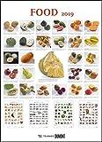 FOOD 2019 - Lebensmittel-Warenkunde. Posterkalender: Kuechen-Kalender