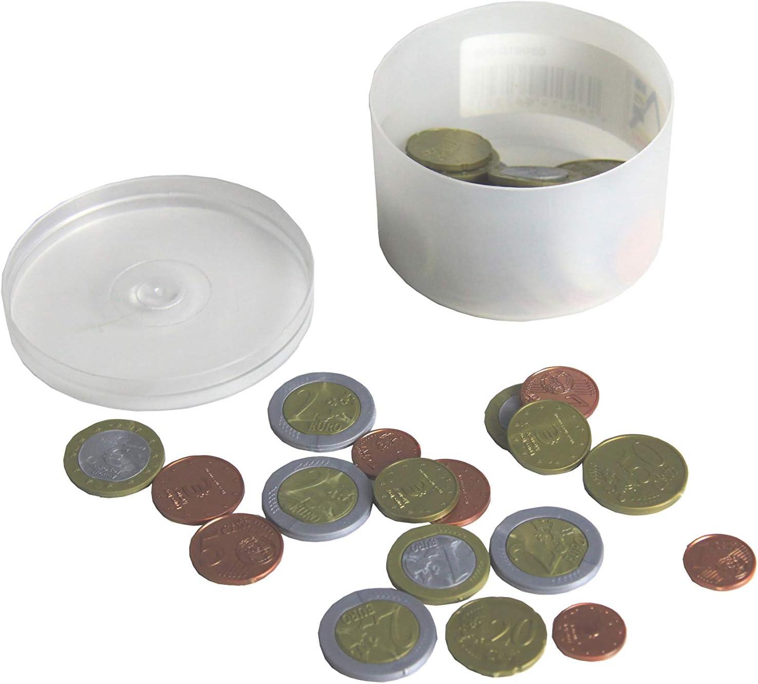 Conjunto de monedero (Euros) falsos (DID-080610.000): Amazon.es ...