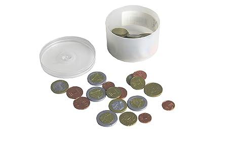WISSNER® aktiv lernen - Juego de monedas de 50 EURO - RE-Plastic®: Amazon.es: Industria, empresas y ciencia
