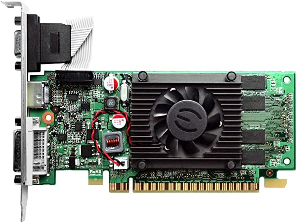 New Tangca GeForce 8400 GS 512 MB DDR2 PCI Gaming Graphics Card for Windows 10 // 8 // 7 ... Low Profile Graphics Card VGA DVI S-Video Video Card Not PCI Express !!! Computer Graphics Card