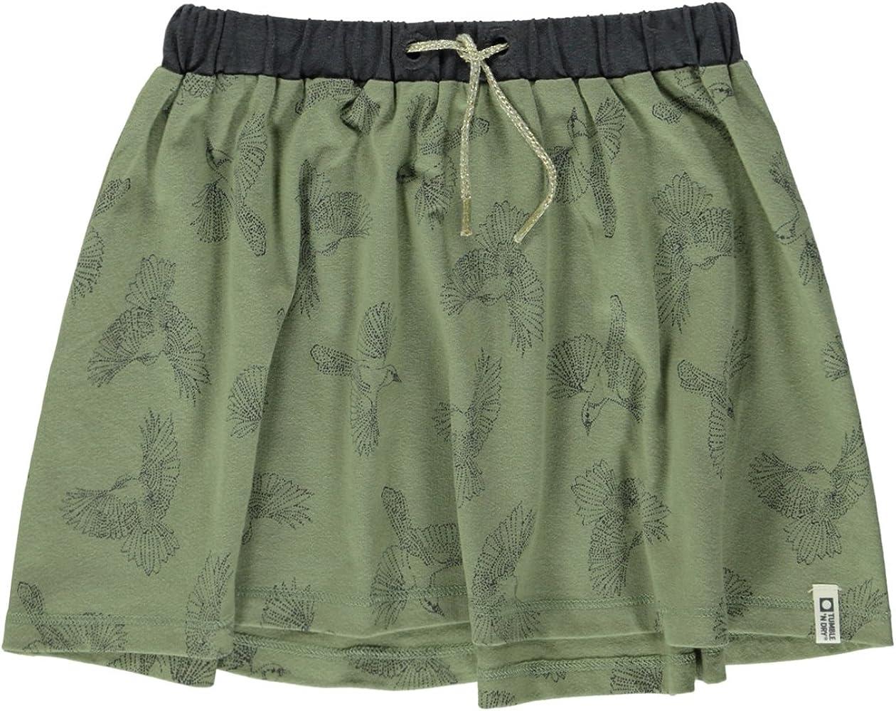 Tumble N Dry - Falda - para niña Verde militar: Amazon.es: Ropa y ...