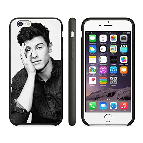 official photos 4b252 840d7 Shawn Mendes Black White Case Cover Your Iphone 6 Case And Iphone 6S Case (  Black Hard Plastic )