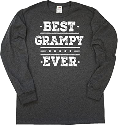 Inktastic Great Grandpa Funny Fathers Day Gift Long Sleeve T-Shirt Grandparents