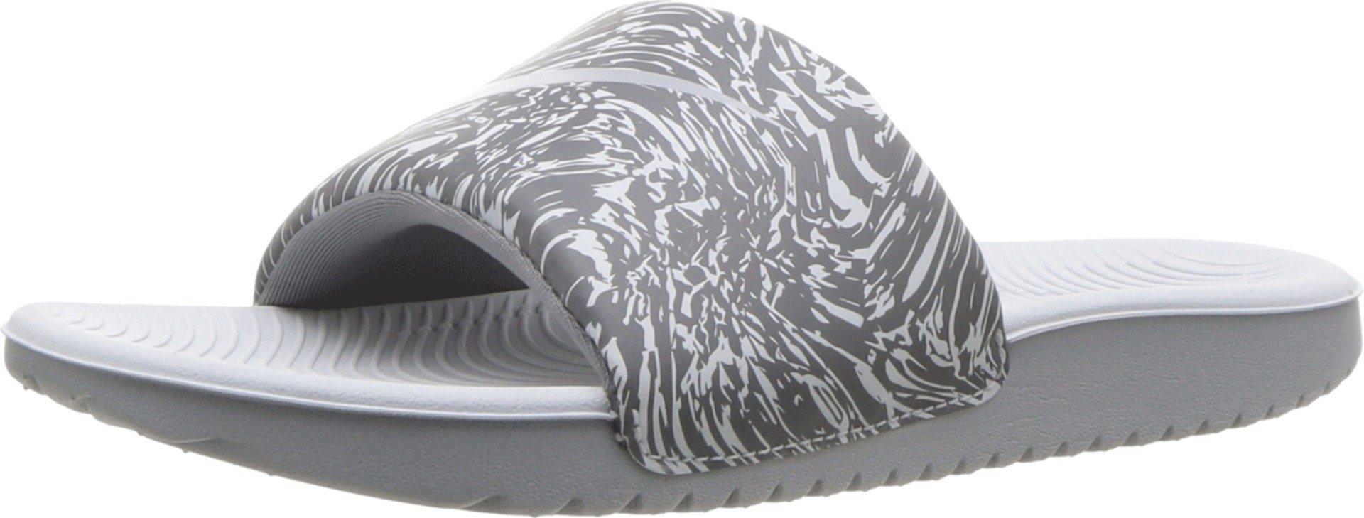 Nike Kawa Slide Print (gs/ps) Big Kids 819358-006 Size 5