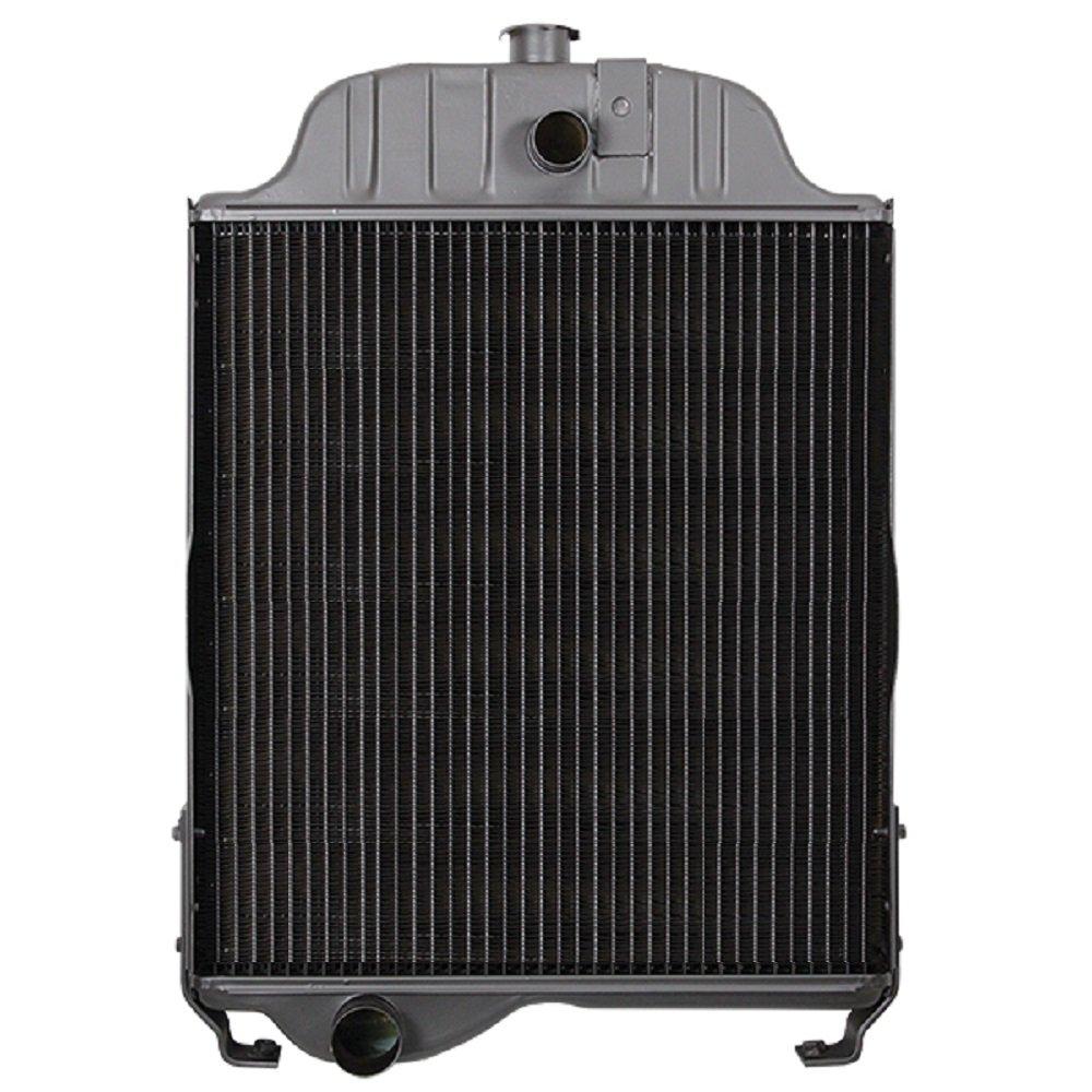 A & I Products Radiador (sin refrigerador de aceite ...
