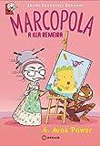 Marcopola 4. Avoa Power (Infantil E Xuvenil - Merlín - Cómics)