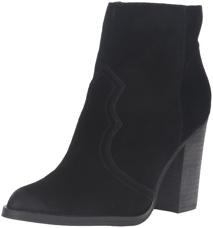 Dolce Vita Women's Caillin Ankle Bootie B01EMC8I96 6.5 B(M) US|Black