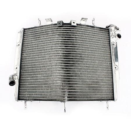 TARAZON Moto Aluminium Refroidisseur deau radiateur pour ...