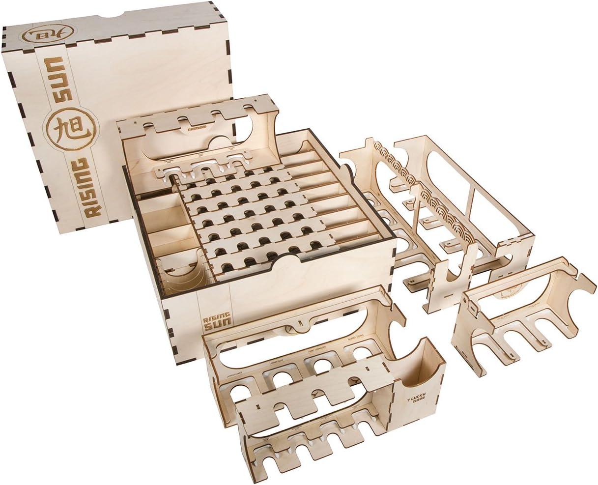 The Broken Token Rising Sun Daimyo Collection Caja y Organizador: Amazon.es: Juguetes y juegos