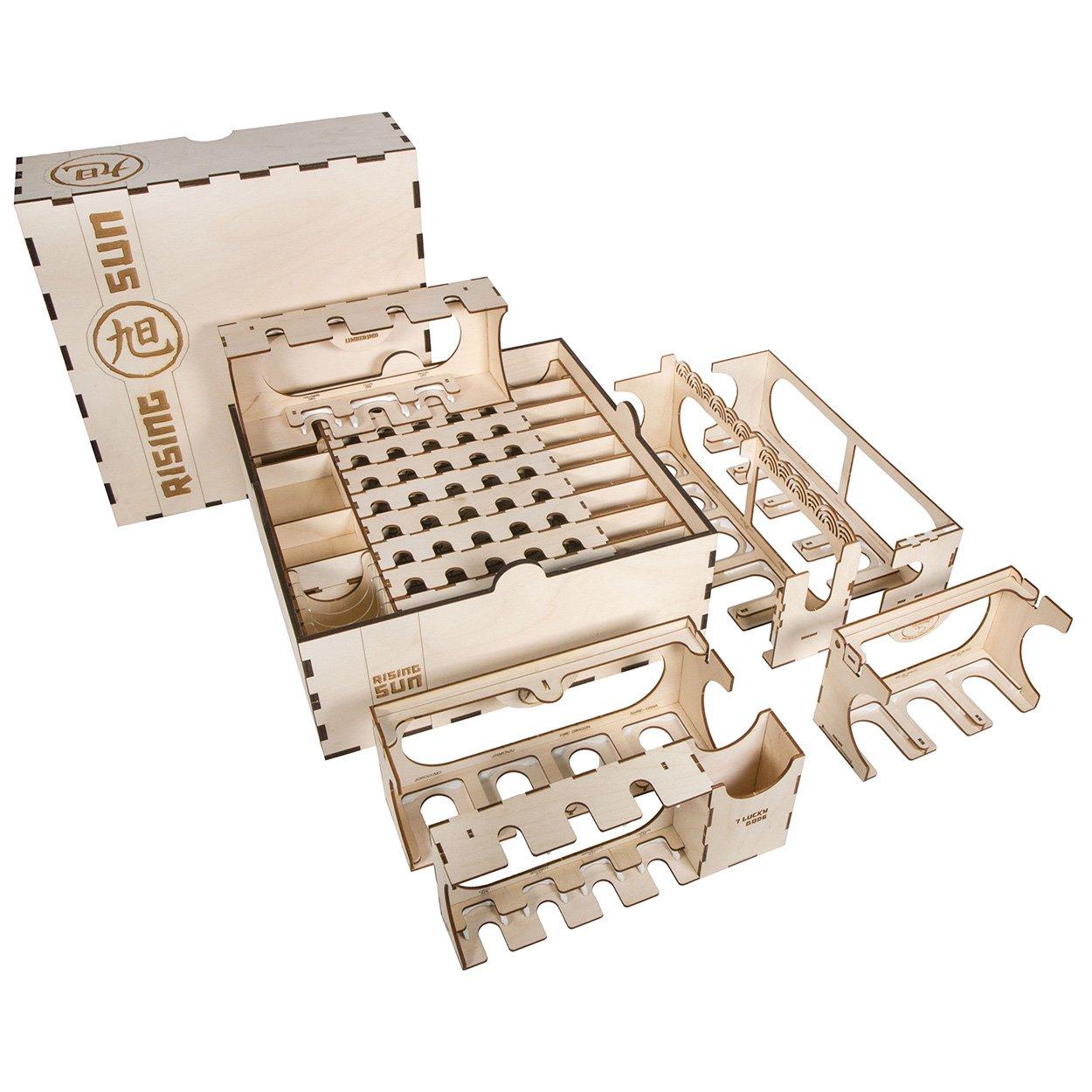 The Broken Token Rising Sun Daimyo Collection Crate and Organizer