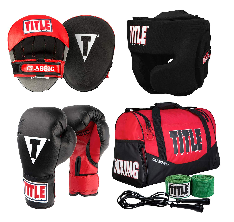 Title Super Heavy Bag Set