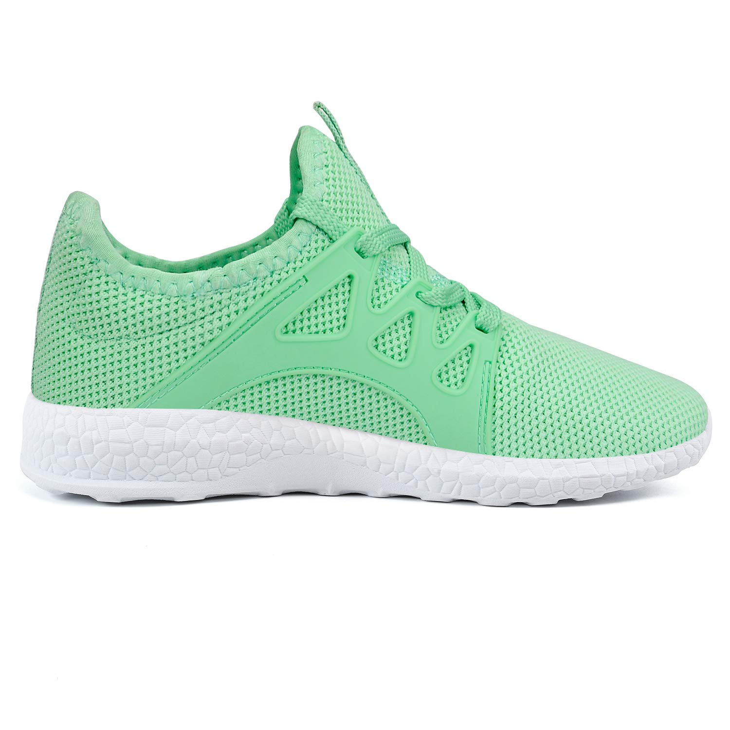 Feetmat Womens Sneakers Ultra Lightweight Breathable Mesh Walking Gym Tennis Athletic Running Shoes 9 LG