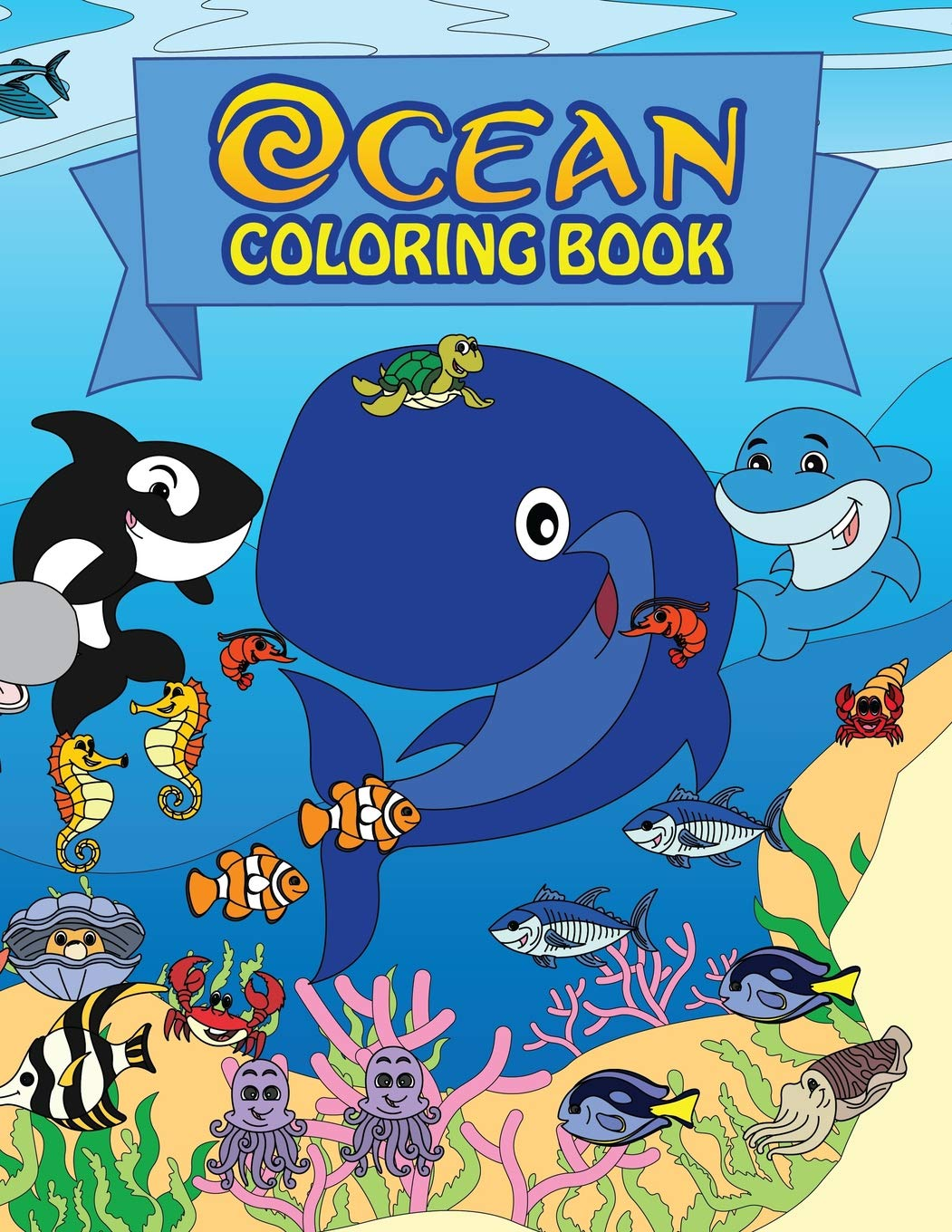 Non-Fiction Ocean Books For Kids