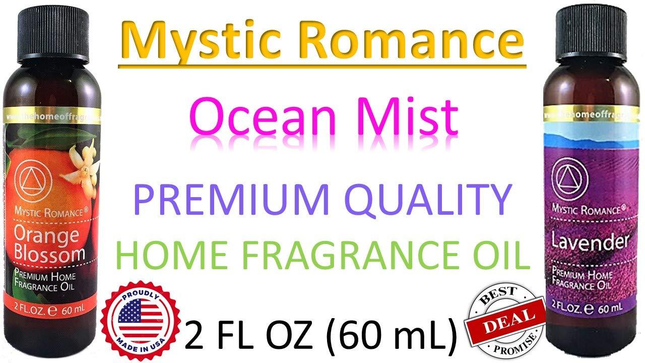 Ocean Mist Premium Home Fragrance Oil 2 Fl.oz.