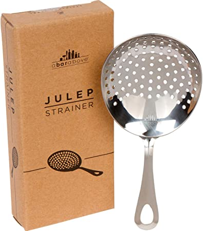 Julep Cocktail Strainer Stainless Steel