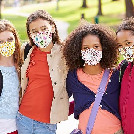 maschera bambini antipolvere