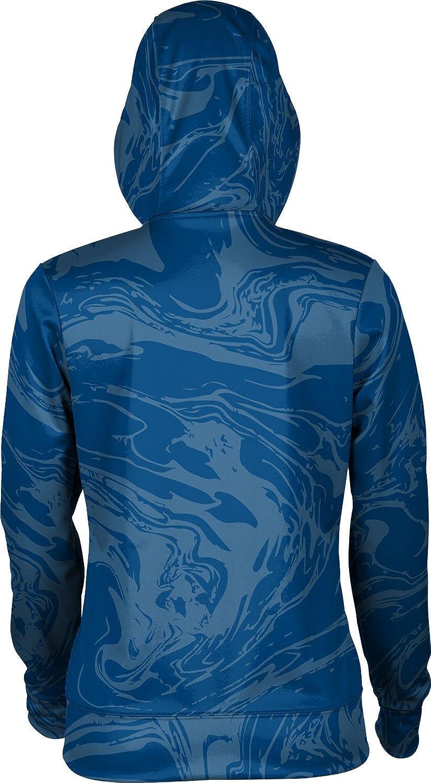 School Spirit Sweatshirt Ripple ProSphere Charleston Southern University Girls Zipper Hoodie