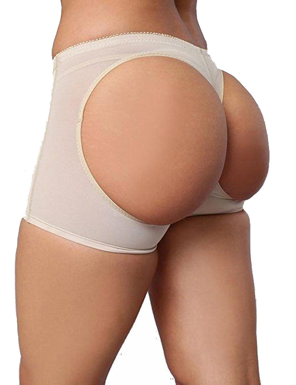 Edited Butt Lifter Panties for Women Enhancer Shaper Panty Shapewear Boy  Shorts at Amazon Women's Clothing store: