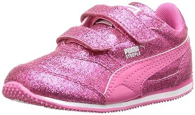 PUMA Steeple Glitz Glam V Kids Sneaker (Toddler  Little Kid Big Kid) bfff61ce1