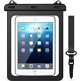 Yokata Funda Bolsa Impermeable para Tablets, Universal Waterproof Actividades al Aire Libre Se Ajusta para iPad 2/3/4…
