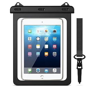 67c0dc31ea2 Yokata Funda Bolsa Impermeable para Tablets, Universal Waterproof  Actividades al Aire Libre Se Ajusta para