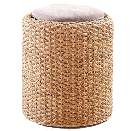 Excellent Amazon Com Stools Footstool Work Stool Step Stool Rattan Onthecornerstone Fun Painted Chair Ideas Images Onthecornerstoneorg