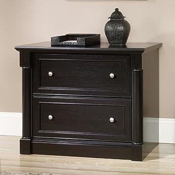 sauder avenue eight 2 drawer file cabinet in wind oak
