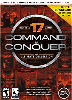 Command and Conquer: The Ultimate Edition for PC [Online Game Code]