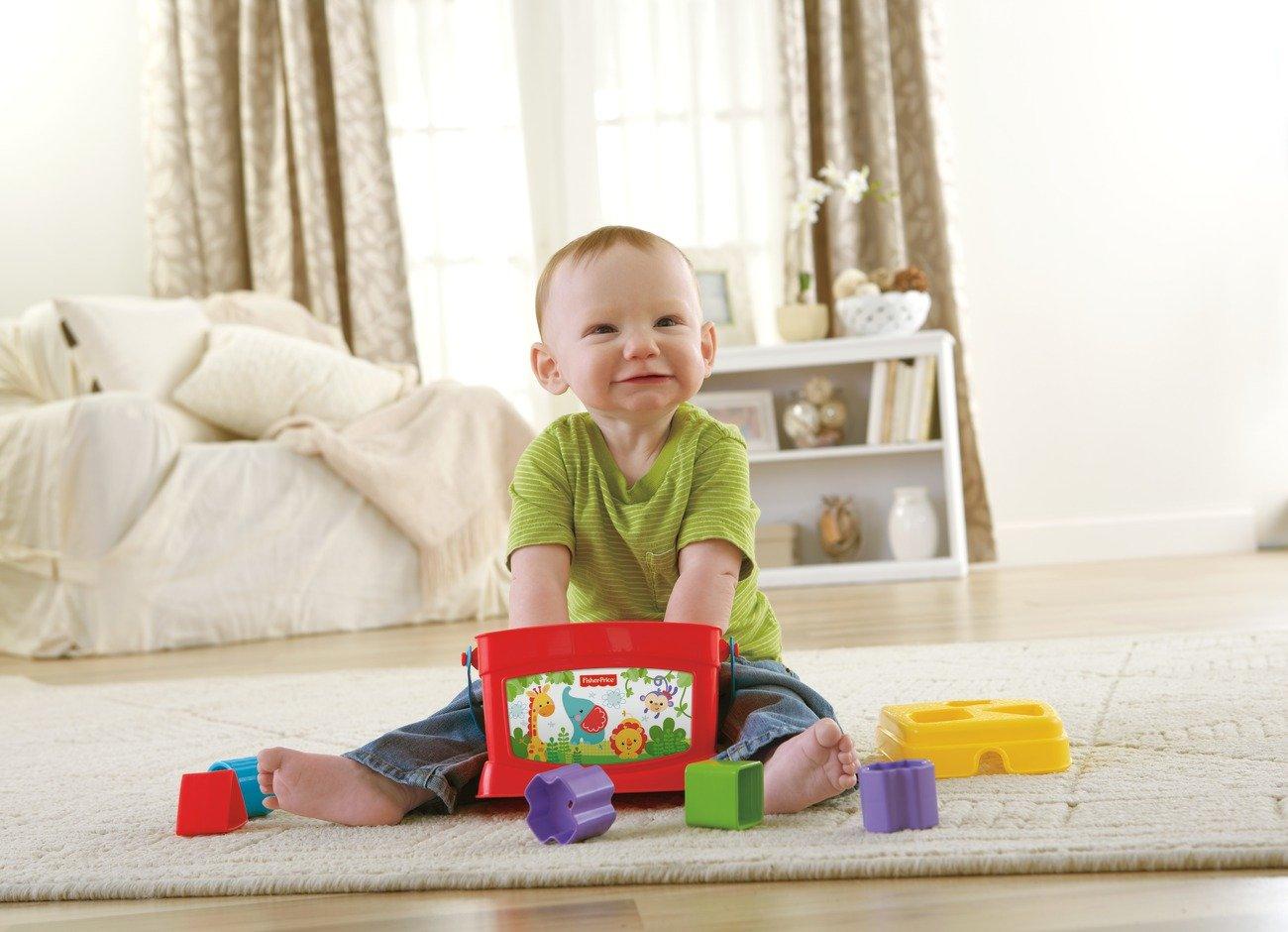 Bloques infantiles Fisher-Price por solo 9,95€