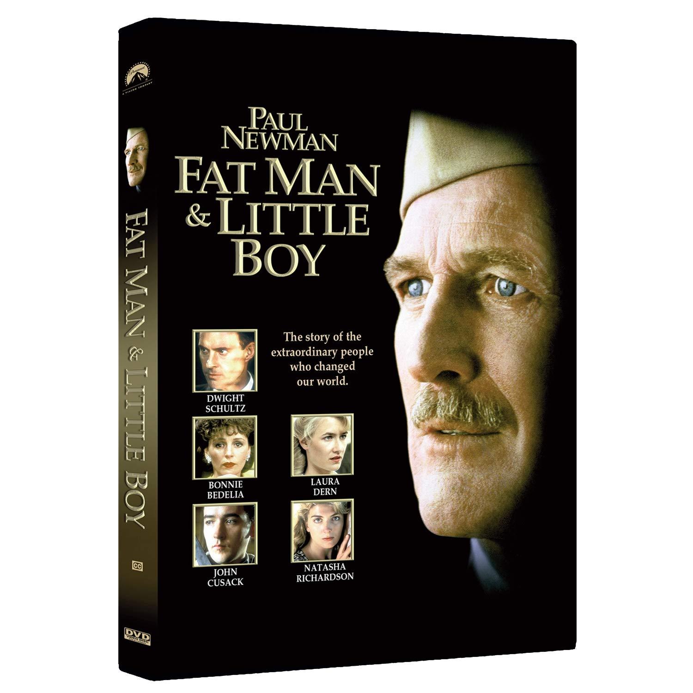 Fat Man & Little Boy Edizione: Stati Uniti Italia DVD: Amazon ...