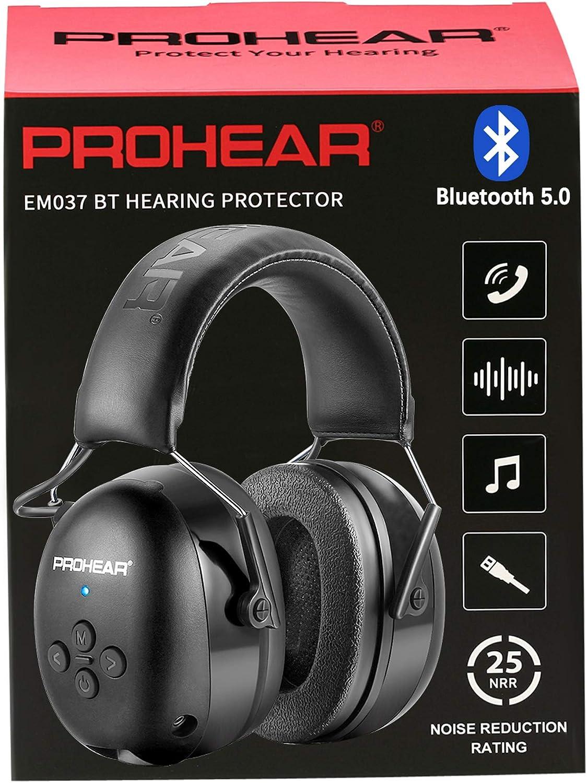 Prohear 037 Bluetooth Headphones