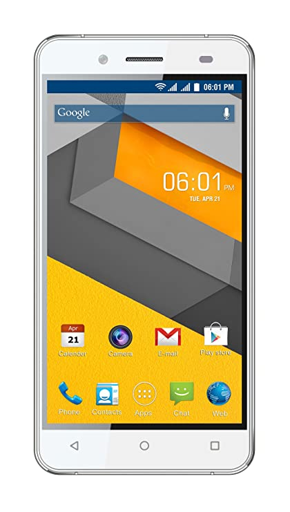 Reach Allure Speed 4G Android Smartphone Mobile ( Gold ,8Gb )