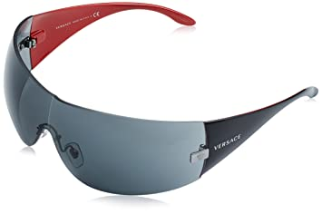 b6c5656c472 Image Unavailable. Image not available for. Color  VERSACE VE2054 100187  Womans Sunglasses