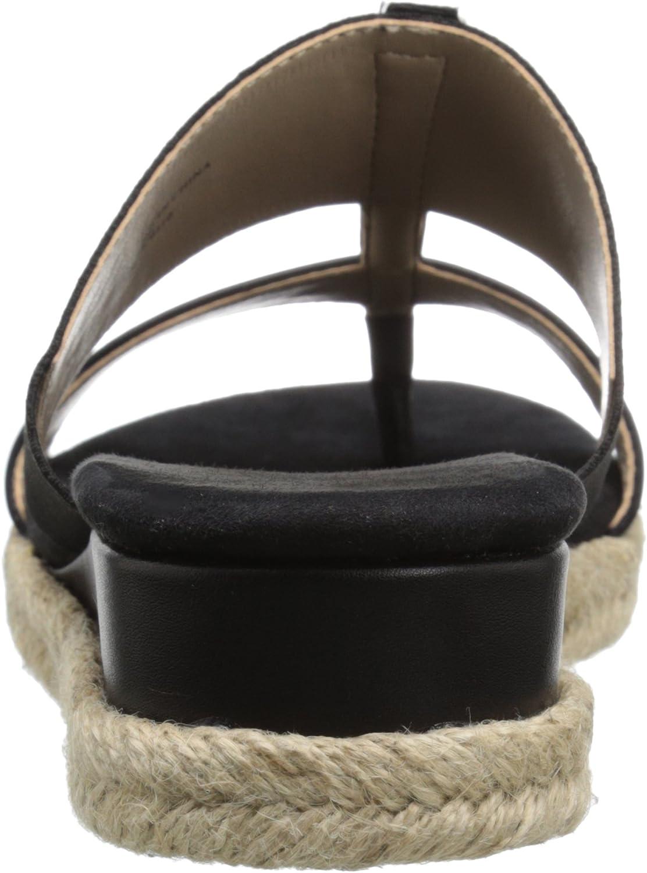 Adrienne Vittadini Footwear Womens Codie Wedge Sandal