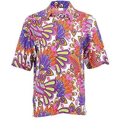 ec6438013d1 Siesta short sleeve tropical hawaiian shirt pink medium jpg 385x385 Pink hawaiian  shirt