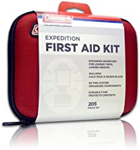 Coleman Camping First Aid Kit an All Purpose First Aid Kit for Emergencies at Home