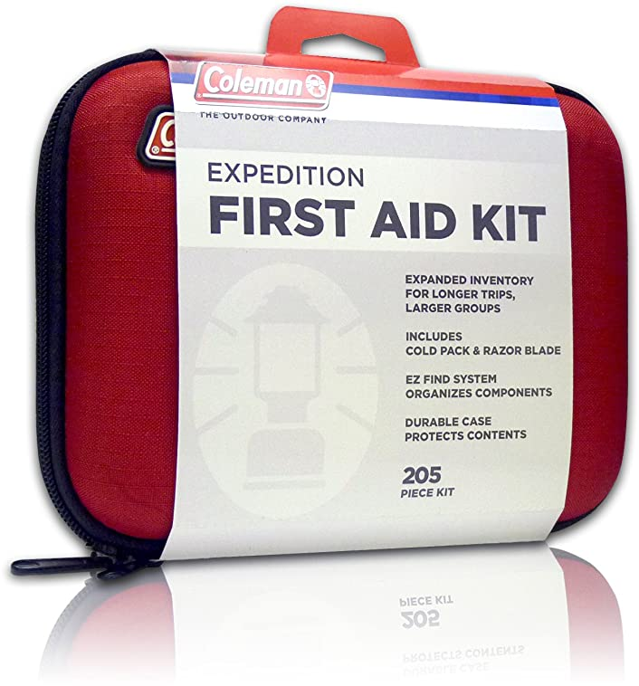 Coleman Camping First Aid Kit an All Purpose