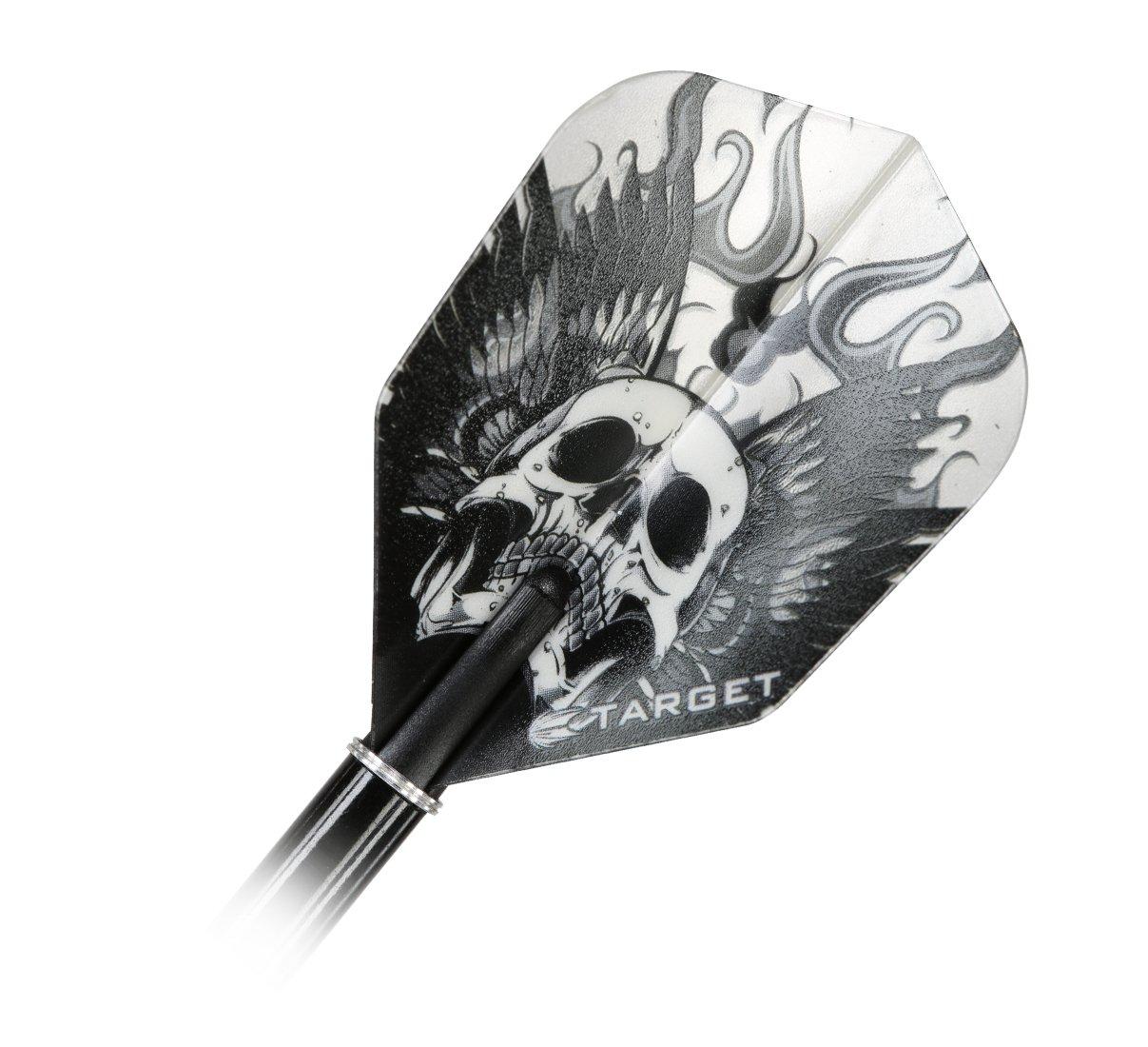 Freccette Target Vision Black Skull 117780