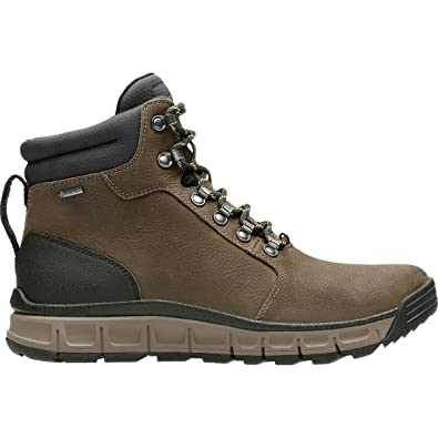 CLARKS Edlund Lo GTX Boot - Men's Olive Nubuck, ...