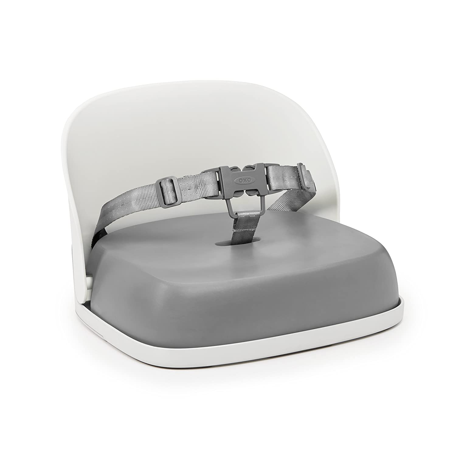 Taupe OXO Tot Perch Booster Seat with Straps