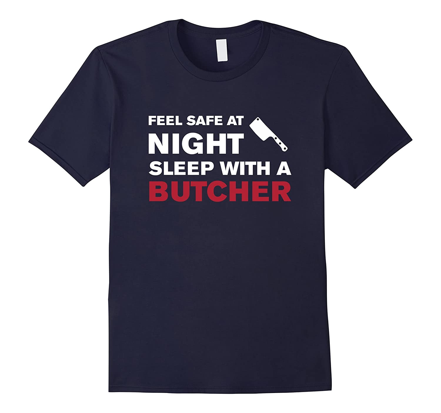 Feel Safe with a Butcher-TD