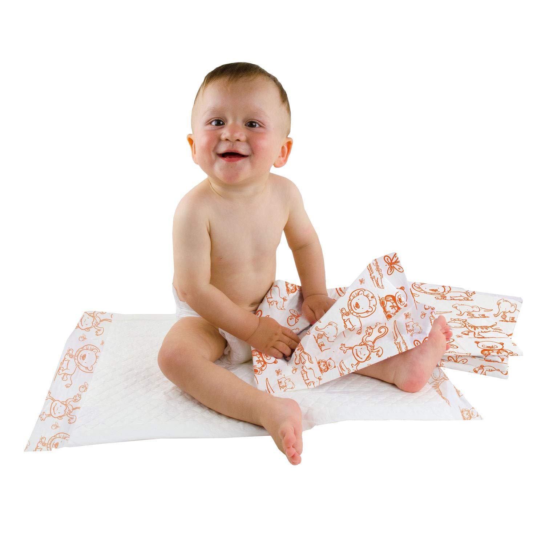Teqler T-820500 Empapadores para bebés (caja de 50 uds.)