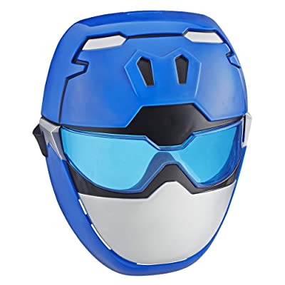 Power Rangers Beast Morphers Blue Ranger Mask: Toys & Games