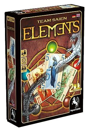 Moderne Kartenspiele Elements Spiel Deutsch 2016 Kartenspiele