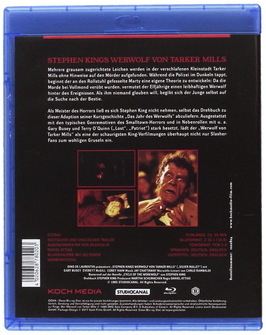 Geräumig Meister Koch Referenz Von Conceptreview: Stephen King: Der Werwolf Von Tarker-mills: