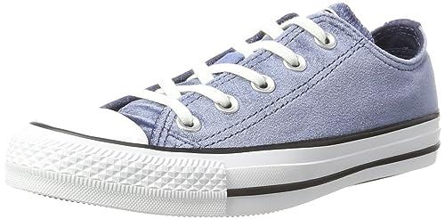 Converse CTAS Ox Midnight Navy White, Zapatillas Unisex Adulto: Amazon.es: Zapatos y complementos